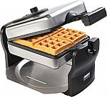 Bella Pro Series 4-Slice Rotating Waffle Maker $20