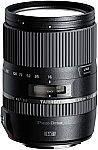 Tamron 16-300mm f/3.5-6.3 Di II VC PZD Macro Lens (Canon or Nikon) $349