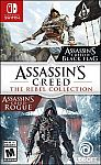 Assassin's Creed: The Rebel Collection - Nintendo Switch $20 (50% Off)