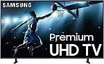 "Samsung RU8000 Series 75"" 4K (2160p) UHD Smart LED TV with HDR (2019 Model) $999"