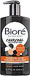 Biore Charcoal Acne Clearing Cleanser for Oily and Acne Prone skin 6.77oz $5.01