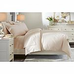 Home Decorators Collection Wrinkle Resistant 3-Piece Duvet Cover Set $23
