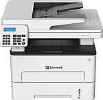 Lexmark MB2236ADW 18M0400 Wireless All-In-One Monochrome Laser Printer $75