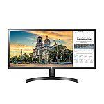 "LG 29"" UltraWide Full HD IPS Monitor (29WK50S-P) $159"