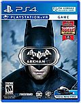 Batman: Arkham VR - PlayStation VR $12