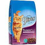 9Lives Dry Cat Food $1.73