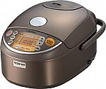 Zojirushi Induction Heating Pressure Rice Cooker & Warmer (5.5 Cup Uncooked) $299.49 (Lowest Price)