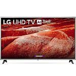 "LG 75"" Class 7500 Series 4K Ultra HD Smart HDR TV w/AI ThinQ - 75UM7570AUE $848"