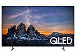 "75"" Samsung QN75Q70RAF Q70 4K QLED TV $1600, 82"" $2149"