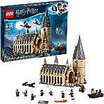 LEGO Harry Potter Hogwarts Great Hall 75954 $84.99