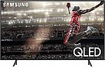 "65"" Samsung QN65Q60RA QLED 4K UHD Smart TV $750"