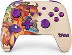 Power-A Spyro Nintendo Switch Wireless Controller $27