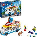 LEGO City Ice-Cream Truck 60253 $16 & more