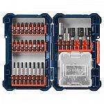 Bosch Impact Tough 40-Pc Alloy Steel Shank Screwdriver Bit Set $6.04 YMMV