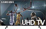 "Samsung UN55RU7100 55"" 4K UHD HDR Smart TV $349.99 (BJ's members only)"