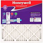 12-Count Honeywell 12 in. x 12 in Superior Allergen Pleated Air Filter $69  & More (Up to 41% Off) + Free Shipping