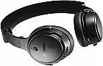 Bose On-Ear Wireless Bluetooth Headphones $89.95