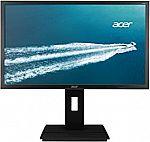 """Acer UM.QB6AA.B01 B246HYL 23.8"""" Screen LED-Lit Monitor $99.99"""