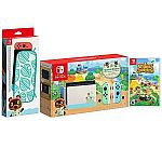 Animal Crossing Nintendo Switch Edition with Game and Case $379