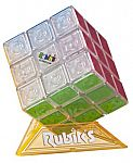 Rubik's Cube Neon Pop 3 x 3 Puzzle $5 and more