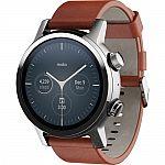 Moto 360 Smartwatch (Gen 3) $199