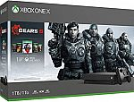 Xbox One X 1TB Console - Gears 5 Bundle $299.99