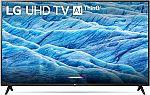 """LG 65"""" 4K Ultra HD Smart LED HDR TV 65UM7300PUA 2019 Model $499.99"""