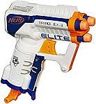 NERF N-Strike Elite Triad EX-3 Toy Blaster Gun $3.74, Stretch Armstrong $3
