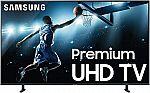 "Samsung UN75RU8000 75"" RU8000 LED Smart 4K UHD TV (2019 Model) $1049"