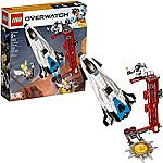 LEGO Overwatch Watchpoint: Gibraltar 75975 Building Kit (730 Pieces) $60 (Was $90)