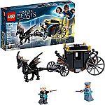 LEGO Harry Potter Grindelwald's Escape $12
