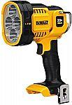 Dewalt 20v Max LED Work Light (DCL043) $45