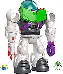 Fisher-Price Imaginext Playset Featuring Disney Pixar Toy Story Buzz Lightyear Robot $28.49