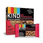 40-count KIND Healthy Grains Bars, Dark Chocolate Chunk $15.80 & more