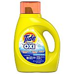 31oz Tide Simply +Oxi Laundry Detergent (Refreshing Breeze) $2 + Free Shipping