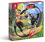 (Back) Ring Fit Adventure - Nintendo Switch $69.88