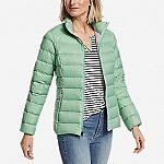 Eddie Bauer - Women's and Men's CirrusLite Spring Down Jacket $39.60 + Free Shipping