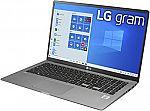 "LG gram 15.6"" Touch FHD IPS Laptop (i7-1065G7 16GB 512GB SSD 2.5lbs) $1250"