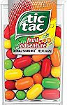 12-Pack Tic Tac Fresh Breath Mints (Fruit Adventure) $5.70