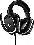 Logitech G332 SE Stereo Gaming Headset $25 (orig. $60)