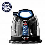 BISSELL SpotClean ProHeat Portable Spot Carpet Cleaner $50 (Refurbished)