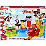 76-Piece Mega Bloks Dr. Seuss Over the River Thingamajigger Set $18 & More