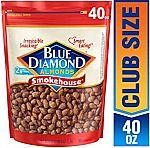 40-oz Blue Diamond Almonds (Smokehouse) $7.78
