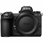 Nikon Z6 FX-format Mirrorless Camera Body $1490