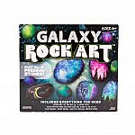 Galaxy Rock Art Painting Kit for Kids $5.97 and more