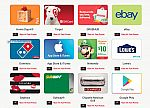 5% off any egift cards