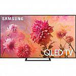 "SAMSUNG 75"" 4K Ultra HD (2160P) HDR Smart QLED TV $2,299.99"