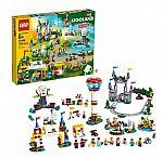 LEGOLAND Park Lego set - 1336 pieces $65
