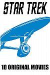 Star Trek: 1-10 Movie Collection (Digital HD) $20