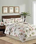 8-Pc Reversible Comforter Set $28